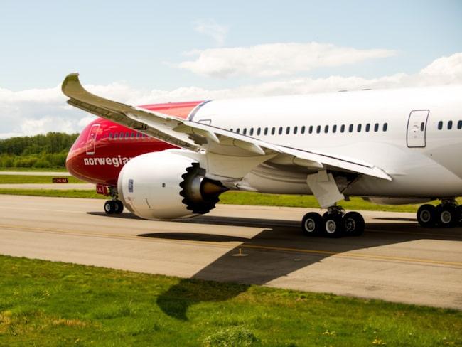 Norwegian får konkurrenterna i USA att gå i taket.