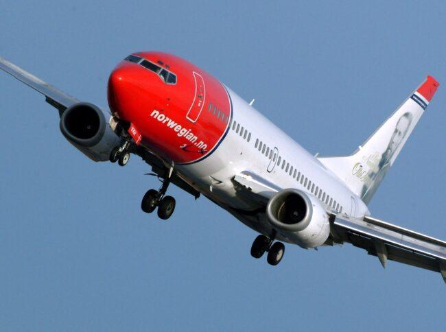 I maj får flygbolaget sina första plan av modellen levererade.