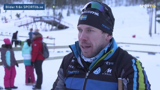 """Jönsson om OS: """"Börjar bli på håret"""""""