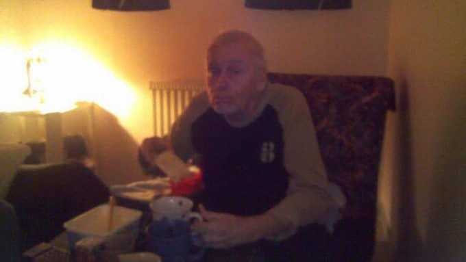 Leif gick bort den 30 november, han blev 74 år gammal. Foto: Privat