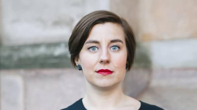 Sara Haraldsson Foto: Linnea Ronström