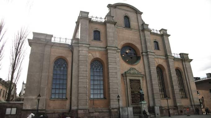 Storkyrkan i Stockholm. Foto: Olle Sporrong