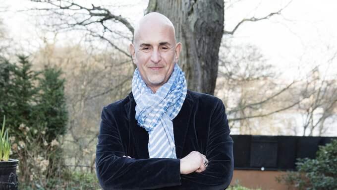 Micael Bindefeld är en känd festfixare och har vuxit upp i en judisk familj i Göteborg. Foto: OLLE SPORRONG