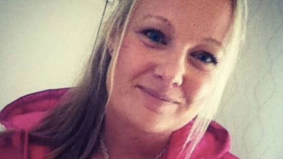 Maria Stenholm, 42, genomskådade bedragarnas bluffmejl. Foto: PRIVAT