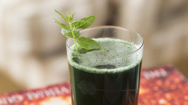 juicefasta gå ner i vikt