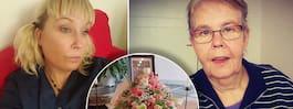 Gerd kvävdes av en apelsinklyfta  – nu berättar dottern om sorgen