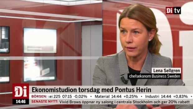 Oväntat positivt för svensk export