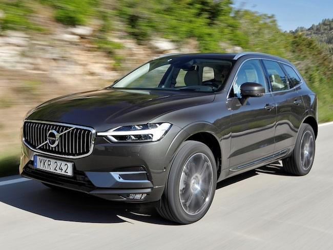 Månadskostnaden för en ny XC60 är omkring 6 500 kronor, vilket bland annat räcker till 4 veckors bilsemester (600 mil) och tio vanliga resor/månad.