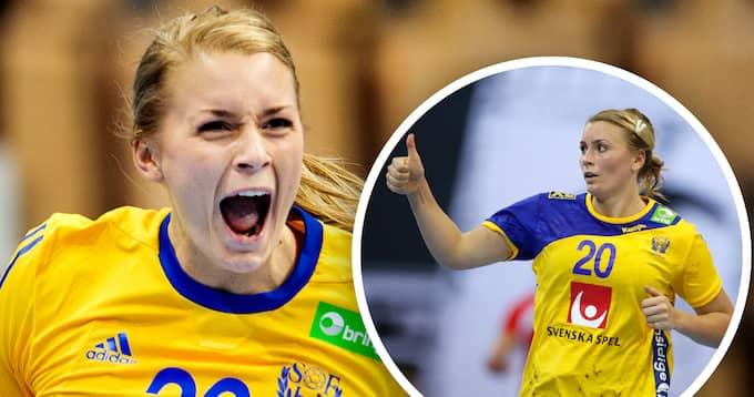 Isabelle Gulldén. Foto: BILDBYRÅN & TT