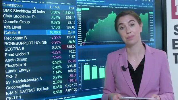 Börsöppning: Blyg börs i starten, Alfa Laval stiger på nytt avtal