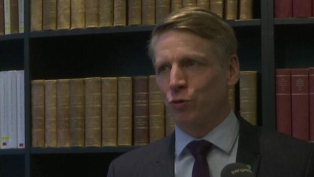 "Finansmarknadsministern om amorteringskraven: ""Kommer arbeta intensivt"""