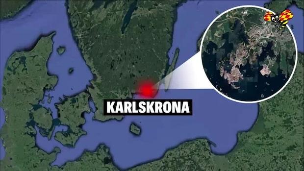 Stena Line-fartyg i krock med norskt fartyg: inga uppgifter om personskador, uppger SOS alarm