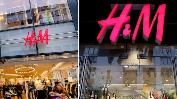 H&M straffas – registrerade de anställdas menstruation