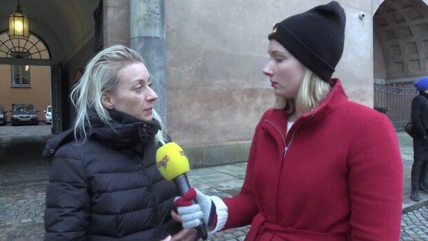 """Catarina Lundbäck: """"Besviken att det inte kom fram mer information"""""""