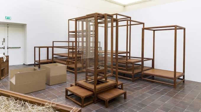"""""""Museum of nothing"""" på Göteborgs konsthall. Foto: Hendrik Zeitler"""
