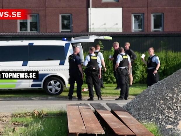Två döda efter skottlossning – Svensk bil inblandad