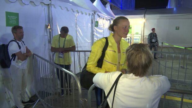 Därför hejar konkurrenterna på Sjöström