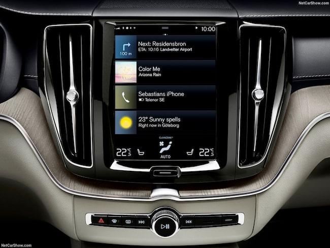 Varningar om fel dyker upp i bilarnas info-system, men snart kan det även finnas information om möjliga fel i bilens framtid.