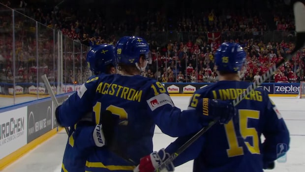 Karlsson och Hedman snuvade på Norris Trophy-segern