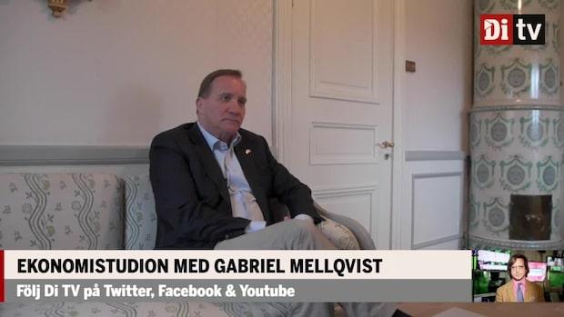 Stefan Löfven om LAS-utredning och LO