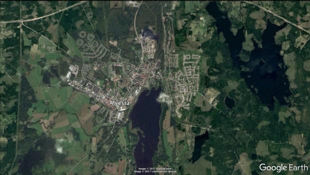 Bråk mellan ungdomar i Alvesta – en person till sjukhus