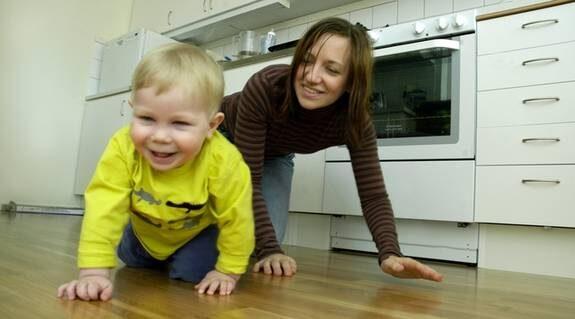 Förhindra olyckor genom att barnsäkra ditt hem  c983c9b8c4060