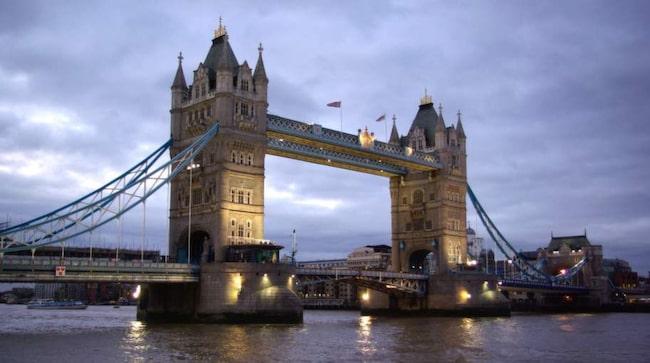 Populärast är som vanligt London, följt av New York och Barcelona.