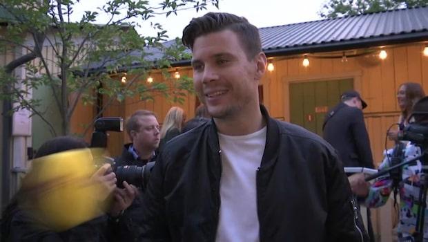 Robin Bengtsson om bröllopsplanerna