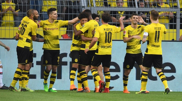 Highlights: Dortmund-Bayer Leverkusen