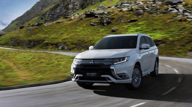 TEST: Vi kör nya suven Mitsubishi Outlander PHEV