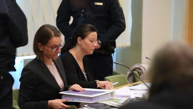 Johanna Möller misstänks för stämpling