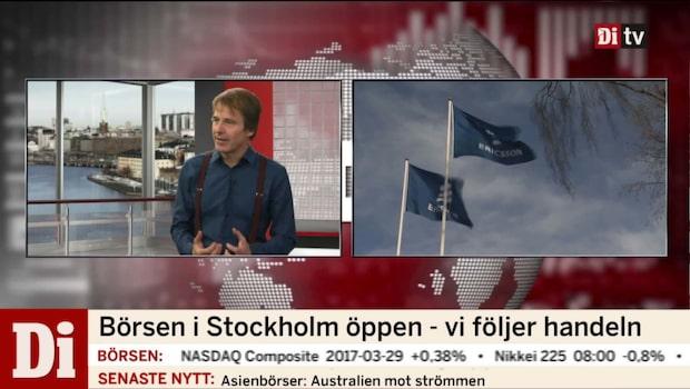 Claes Hemberg om Ericssons stämma