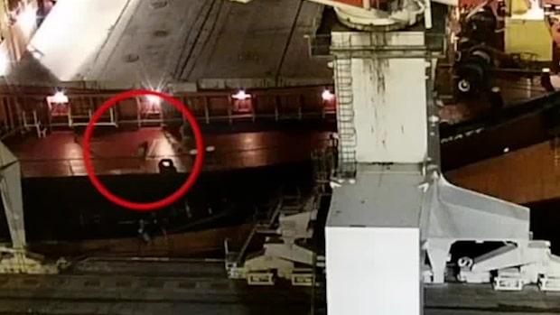 Se filmen: Hela knarkkuppen spelades in – av smugglarna själva