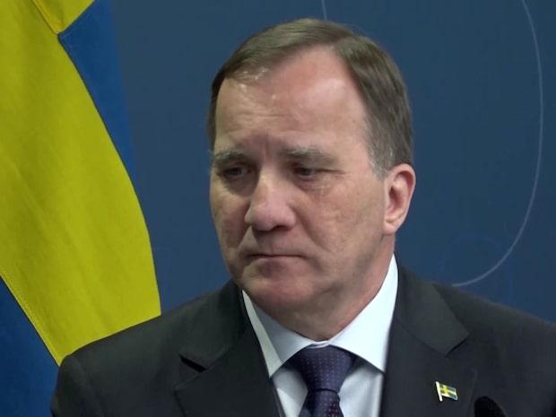 """Stefan Löfvens oro för en andra våg: """"Bekymrad"""""""