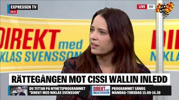 """Karin Olsson: """"Vår tids stora frågor"""""""