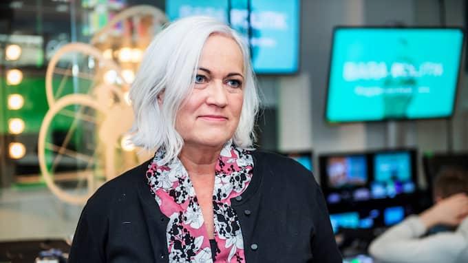 """""""Sjukvården har satts på undantag av den här regeringen"""", säger Acko Ankarberg Johansson (KD). Foto: ANNA-KARIN NILSSON"""