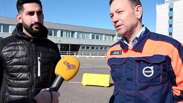 Orolig stämning bland anställda på Volvo Cars