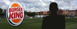 Misstanken: Man våldtog kvinna – på fotbollsplan