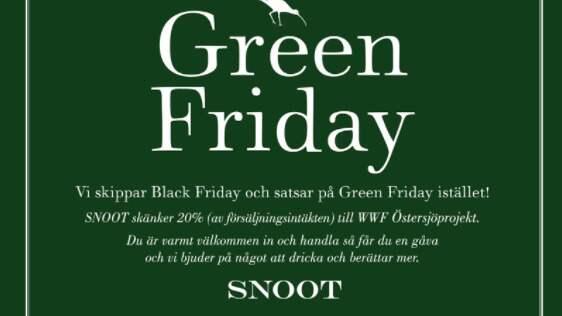 Kör Grön fredag.