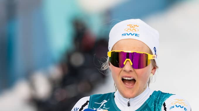Stina Nilsson. Foto: PETTER ARVIDSON / BILDBYRÅN