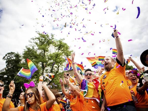 prideparaden 2018