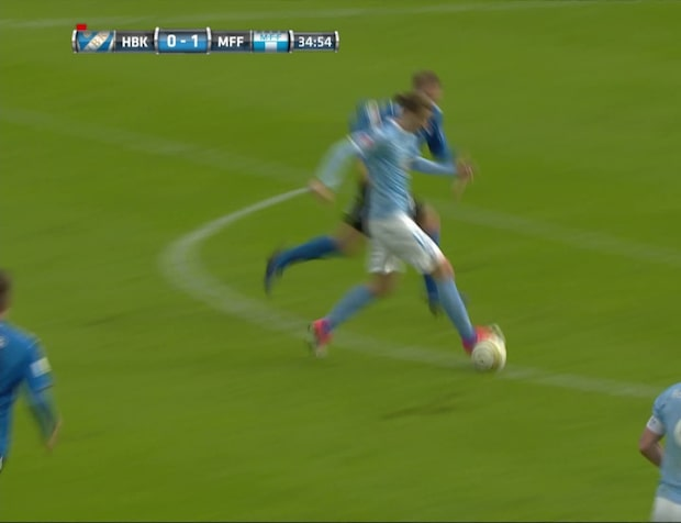 Highlights: Halmstad-Malmö 0-3