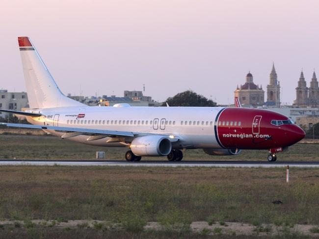Lågprisbolaget Norwegian storsatsar med tre nya direktflyg utomlands under 2017.