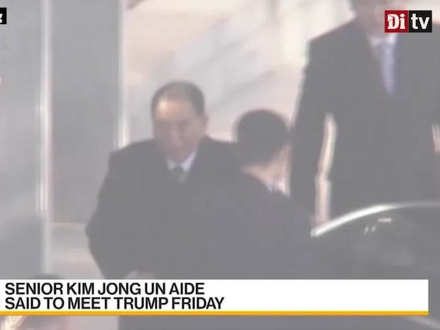 Världen Affärer – Trump att träffa representant från Nordkorea