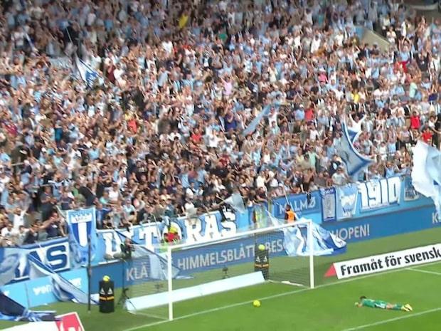 Höjdpunkter: Malmö FF–Dalkurd