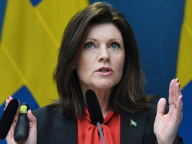 Ministerns uppmaning till arbetsgivarna
