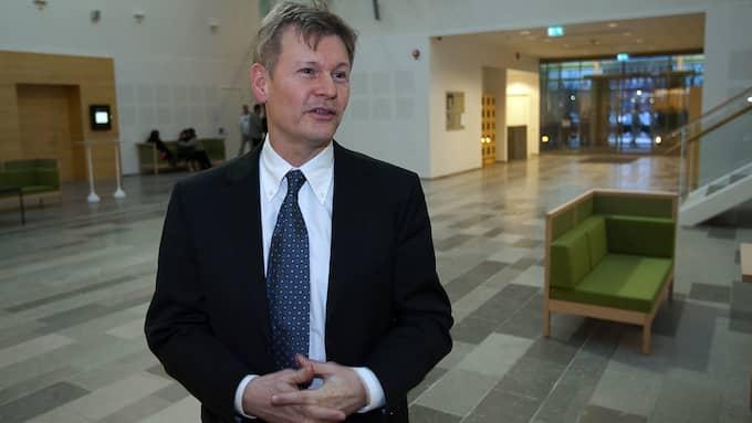 Sven-Åke Christianson. Foto: ROGER VIKSTRÖM
