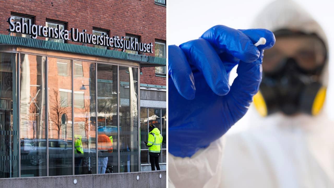 Åtta nya dödsfall i Västra  Götalandsregionen