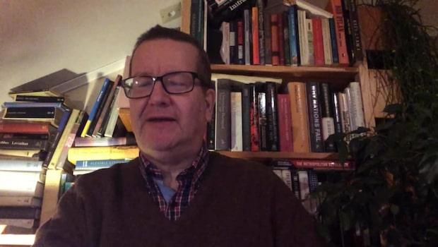 Stig-Björn Ljunggren om dagens budgetomröstning