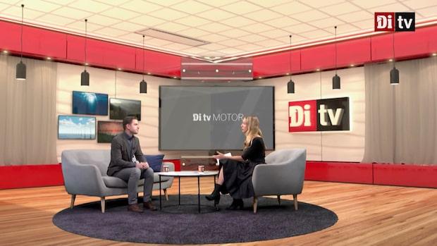Di TV Motor 24 oktober - Se hela programmet